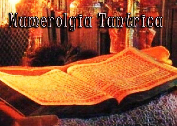 numerologia tantrica