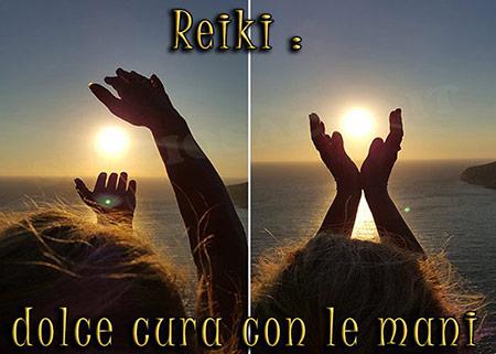 reiki e scuola di reiki