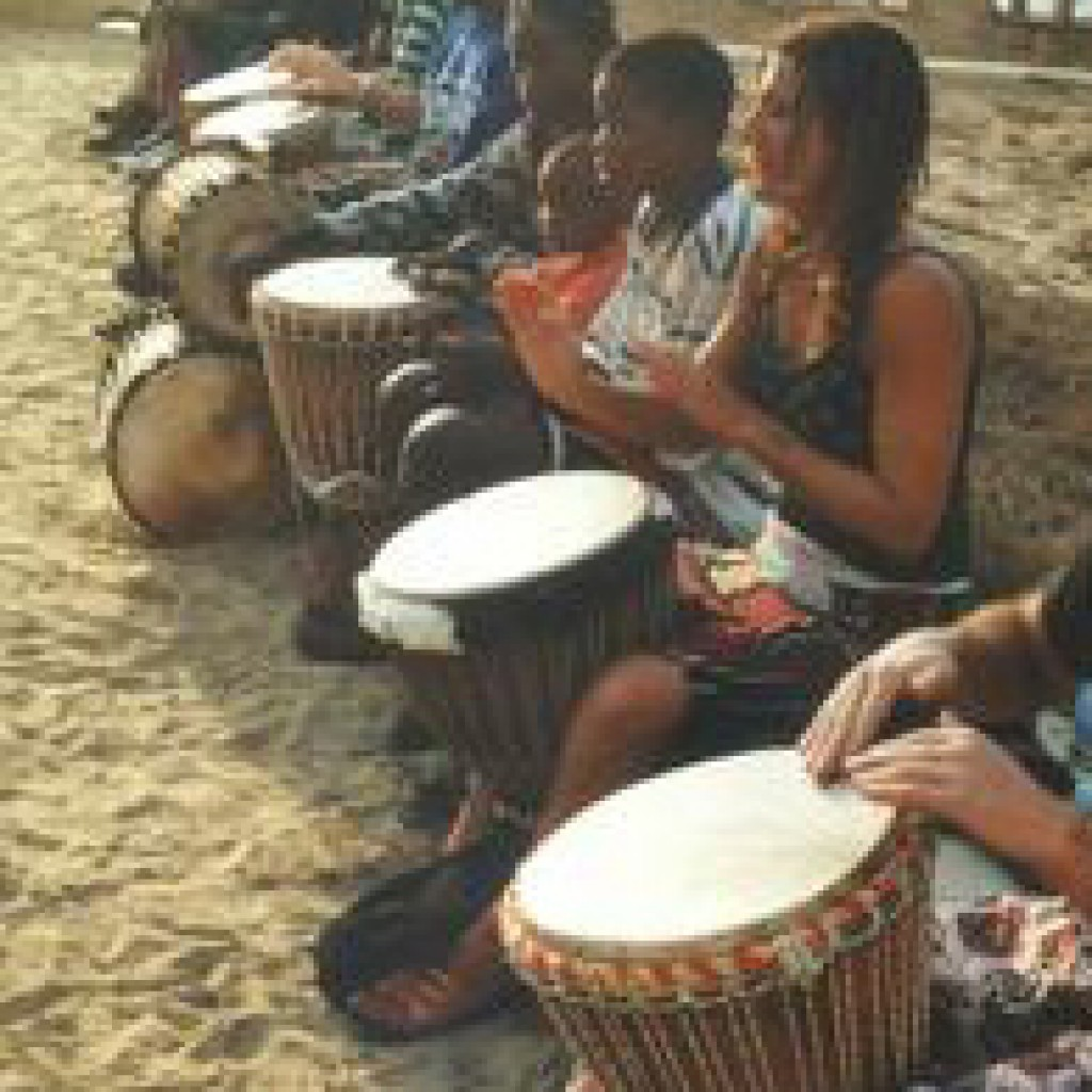 tamburi sacri
