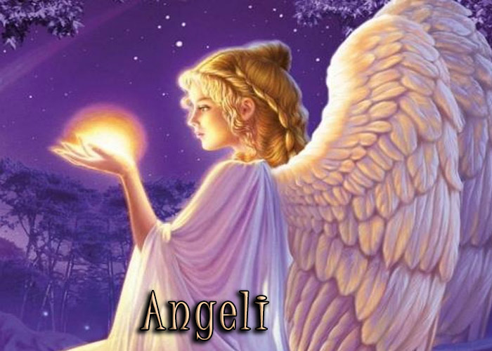 Favoloso Angeli e Guide - SPAZIOSACRO WQ43