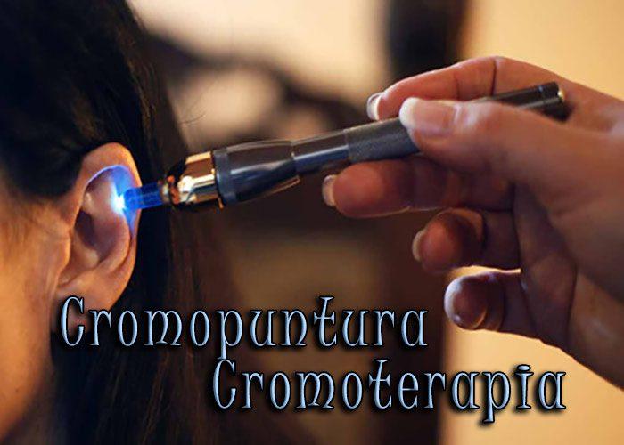 Cromoterapia e Cromopuntura : la cura con il colore