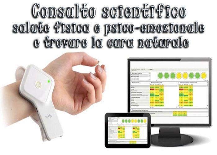 Consulto scientifico per scoprire salute fisica e psico-emozionale e trovare la cura naturale con Rofogramma Gratuito