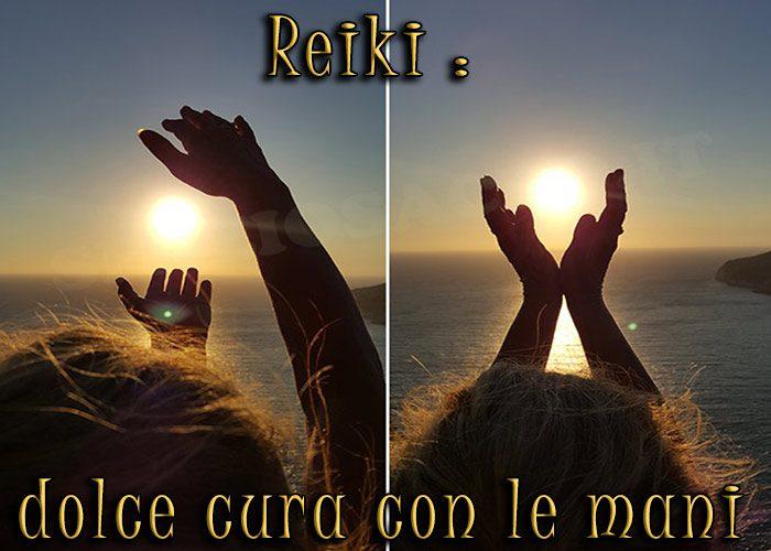 Reiki, Reiki Bologna e Scuola di Reiki : l'arte di cura con le mani