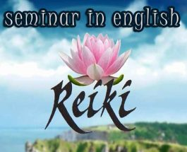 Reiki seminar in english